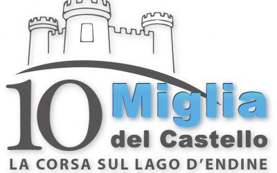 10 Miglia del Castello 2021  Domenica 29 agosto 2021 Endine Gaiano (BG)